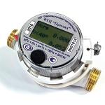 Многотарифный счетчик воды с контролем температуры ЛВ-4Т-М1 моноблок